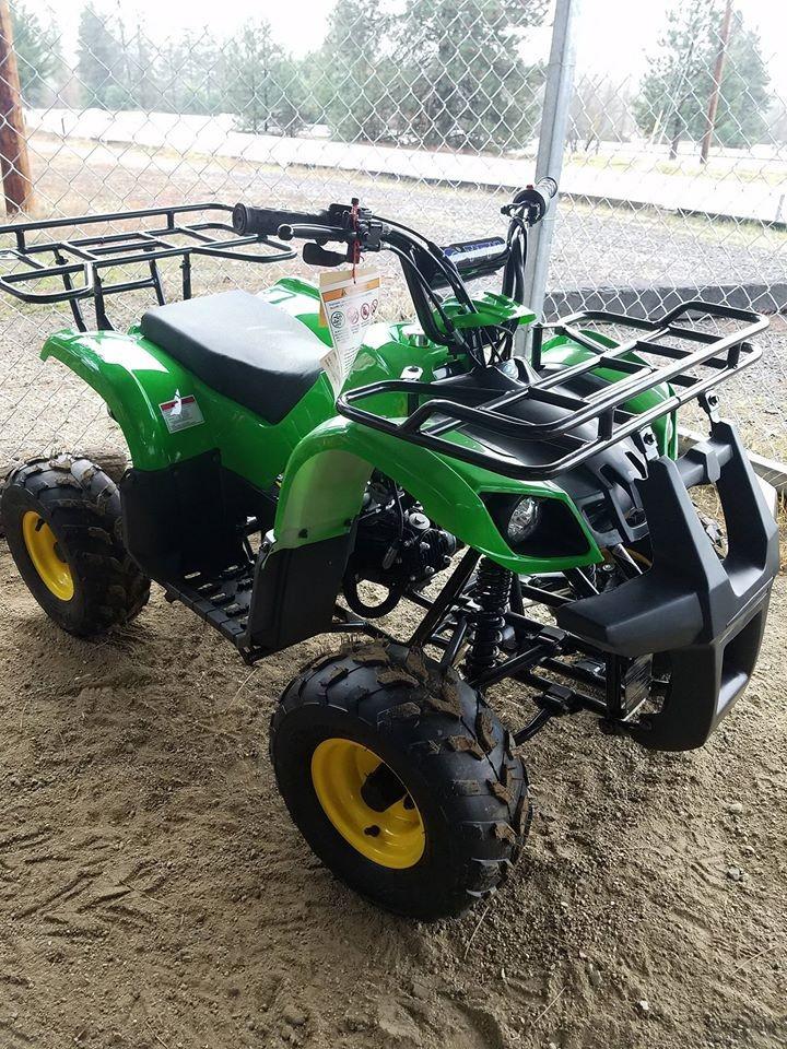 d125 green ylw