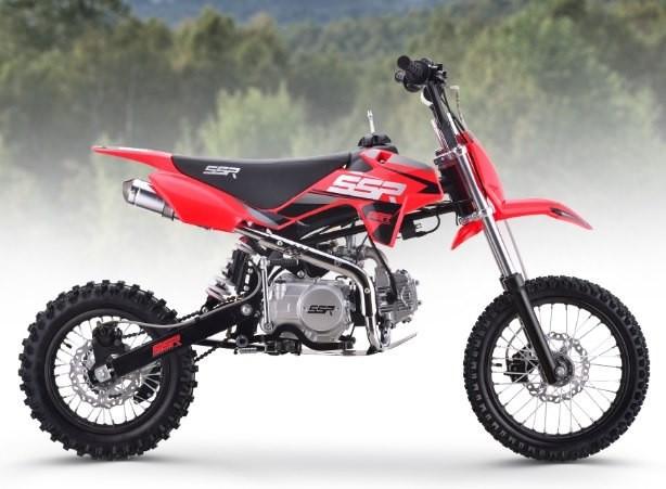 sr125 red