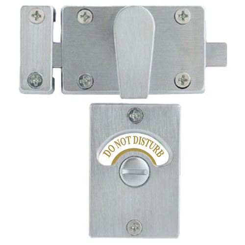 Do Not Disturb Privacy Lock, Do Not Disturb Lock, Do Not Disturb Hotel Lock, Custom Do Not Disturb