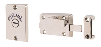 stainless steel privacy lock, indicator lock stainless steel, bathroom indicator lock stainless