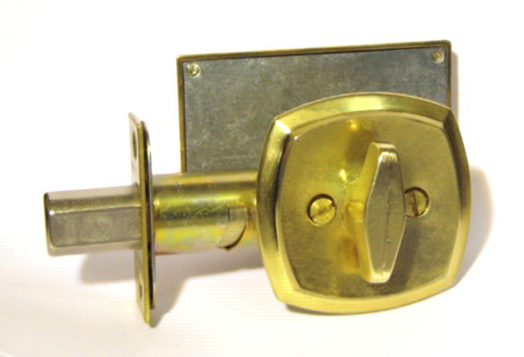satin brass bathroom hardware, satin brass indicator lock