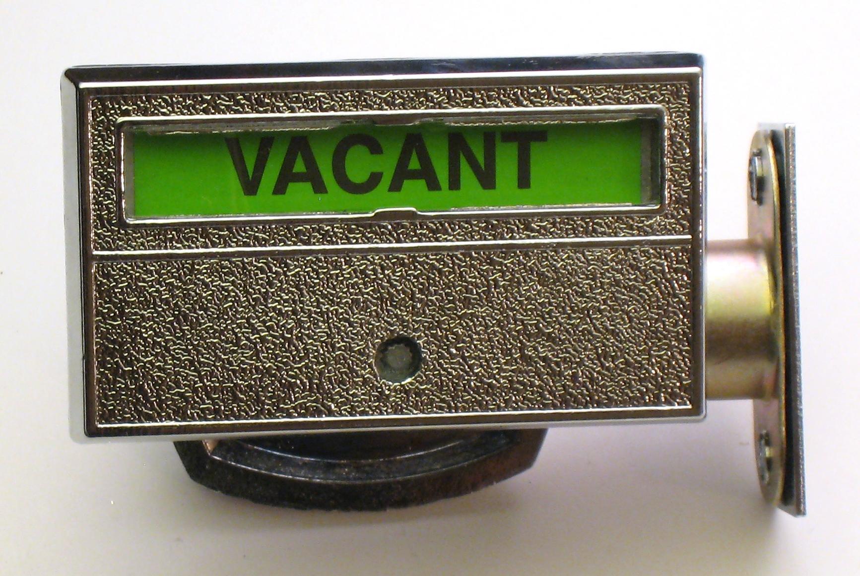 indicator lock
