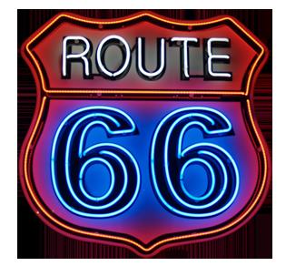 Pri-Va-Cee, Hotel Door Lock, Do Not Disturb, Route 66