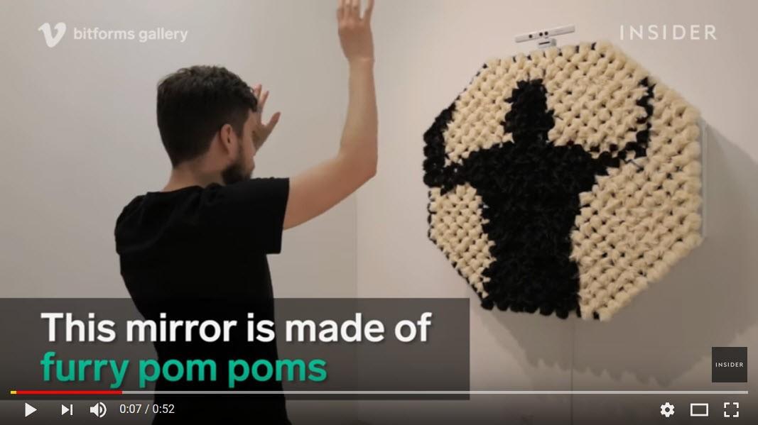 artist makes mirrors 2