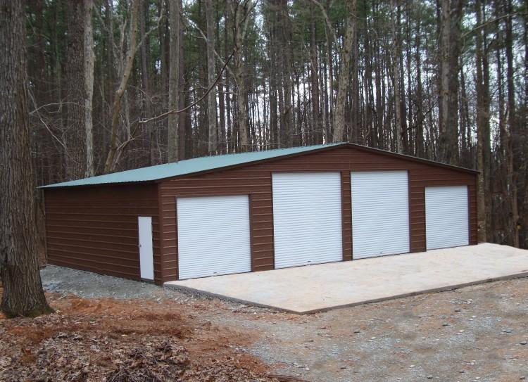 Metal Garages for sale Piedmont SC | Metal Barns South ...