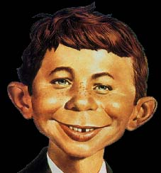 ALFRED E NEUMAN THE MAD MUSEUM