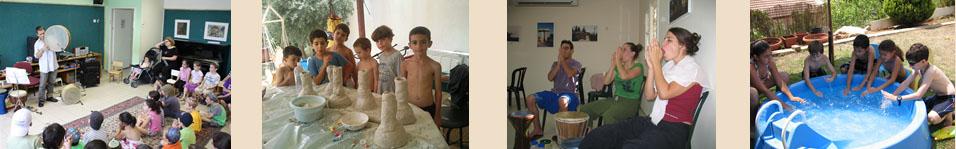 סדנאות תיפוף לילדים | סדנאות תיפוף למבוגרים | מעגל מתופפים | בנית דרבוקה