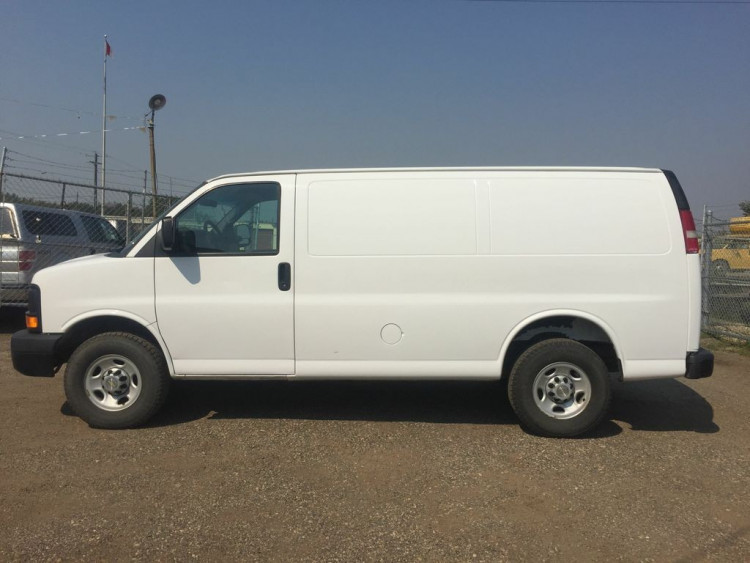 A-1 Ron's hardwood flooring & painting vans