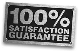 A1 satisfaction guarantee