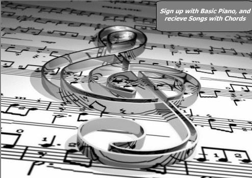 Receive songs slideshow
