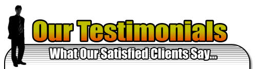Customer Testimonials for practice examinations