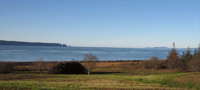 Million Dollar View Cottages Accommodations in Parrsboro, Nova Scotia, Bay of Fundy