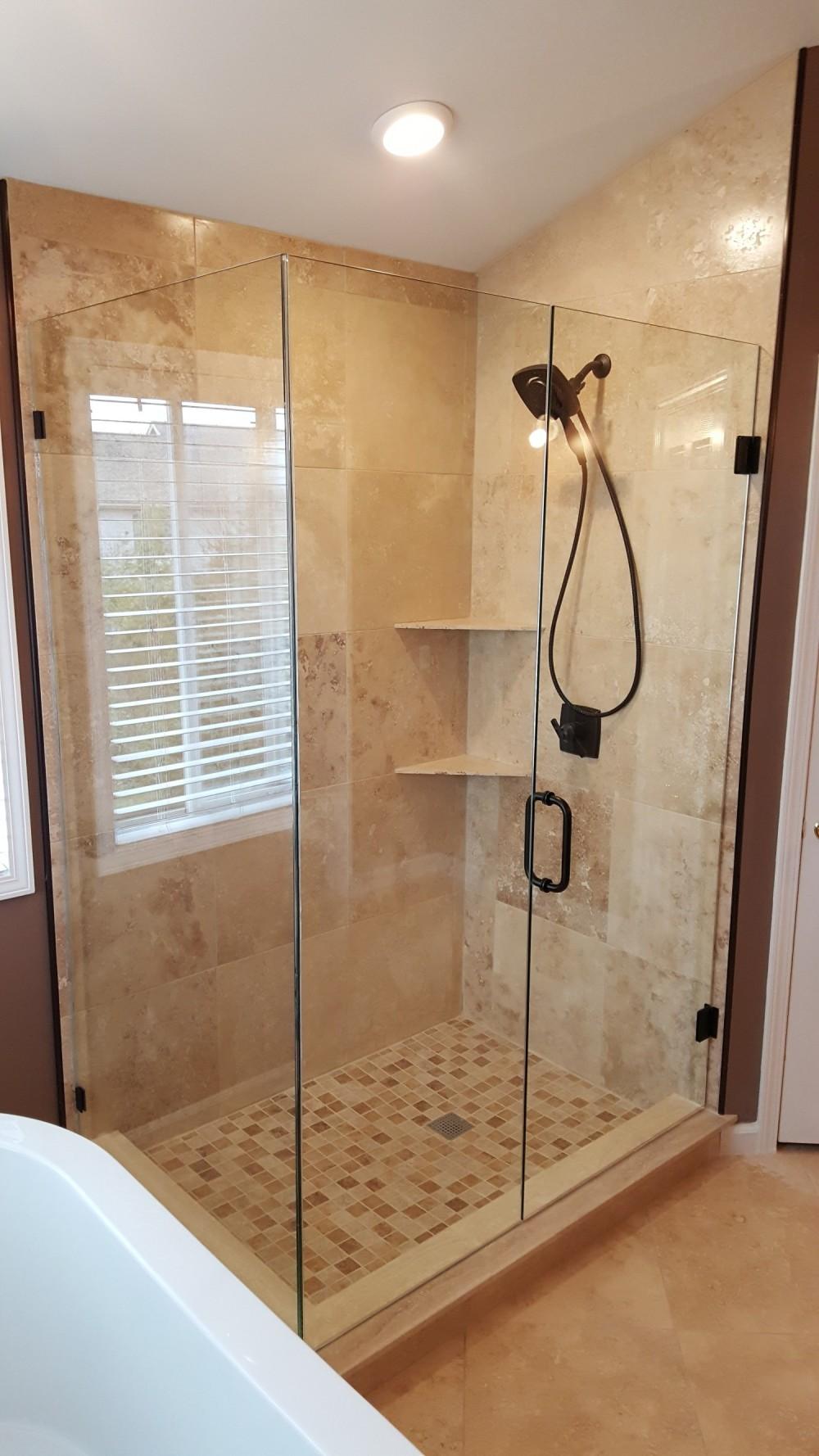 Euro Shower Doors Michigan, Euro Shower Door Pictures Michigan, Euro Shower doors, Shower doors, Shower Glass ,