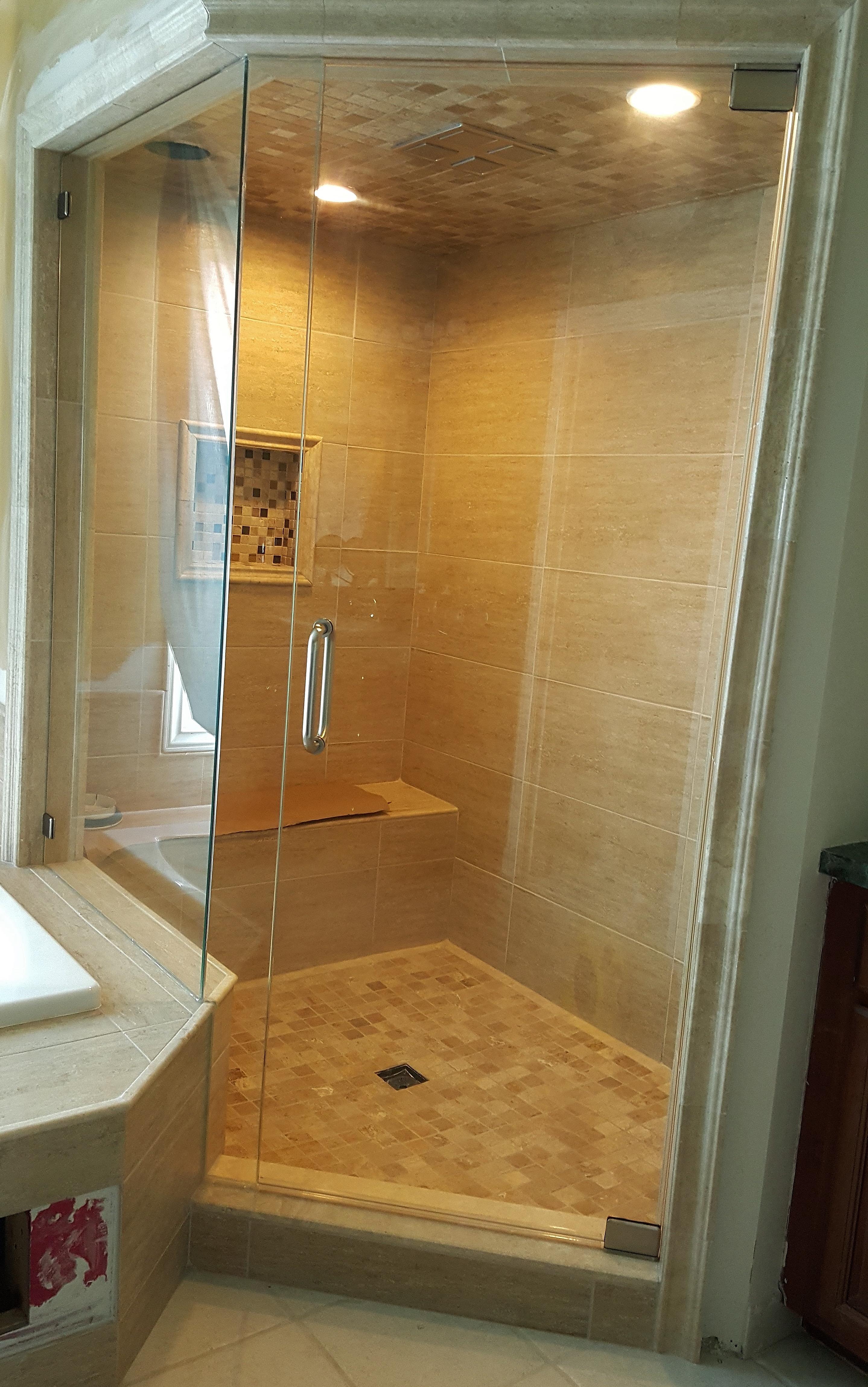 Steam Shower Eclosure