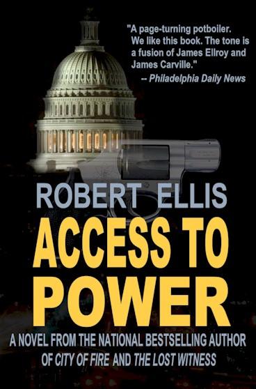 National Journal Hotline Pick, National bestseller, political thriller