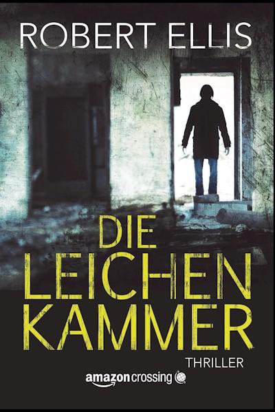 Bestselling Author Robert Ellis's underground sensation now available in German