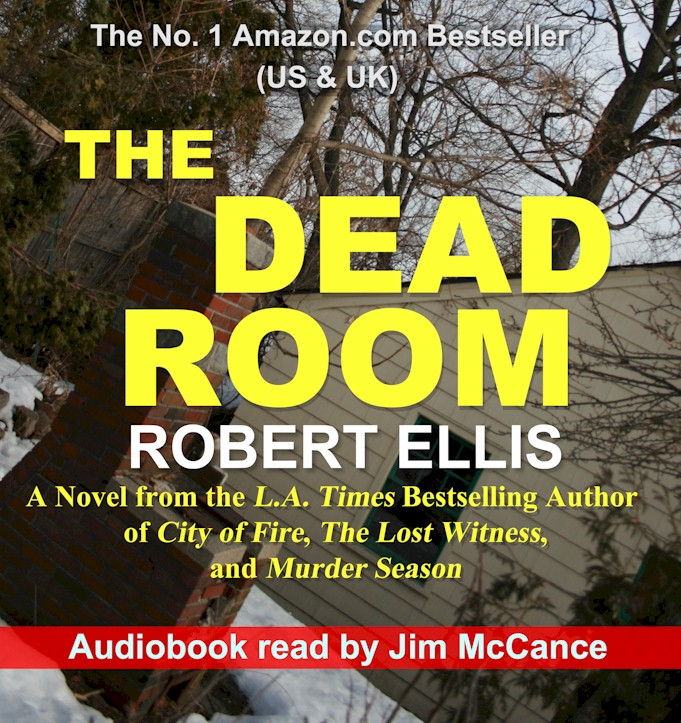 The Dead Room, the no 1 amazon.com bestseller in the US and UK