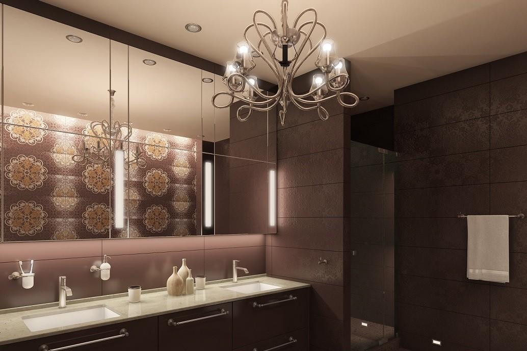 Дизайн ванной в Санкт Петербурге