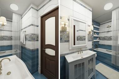 Дизайн ванной для детей Хабаровск