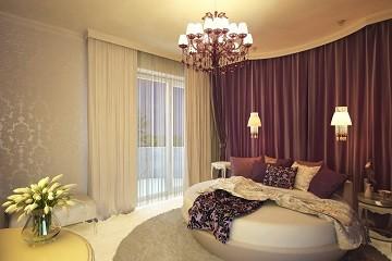 Круглая кровать в Хабаровске