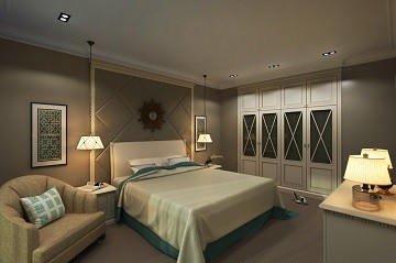 Уютная спальня Хабаровск