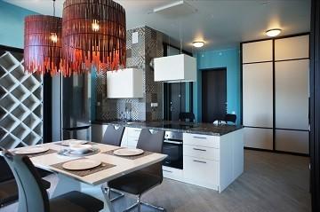 Дизайн квартиры студии Хабаровск