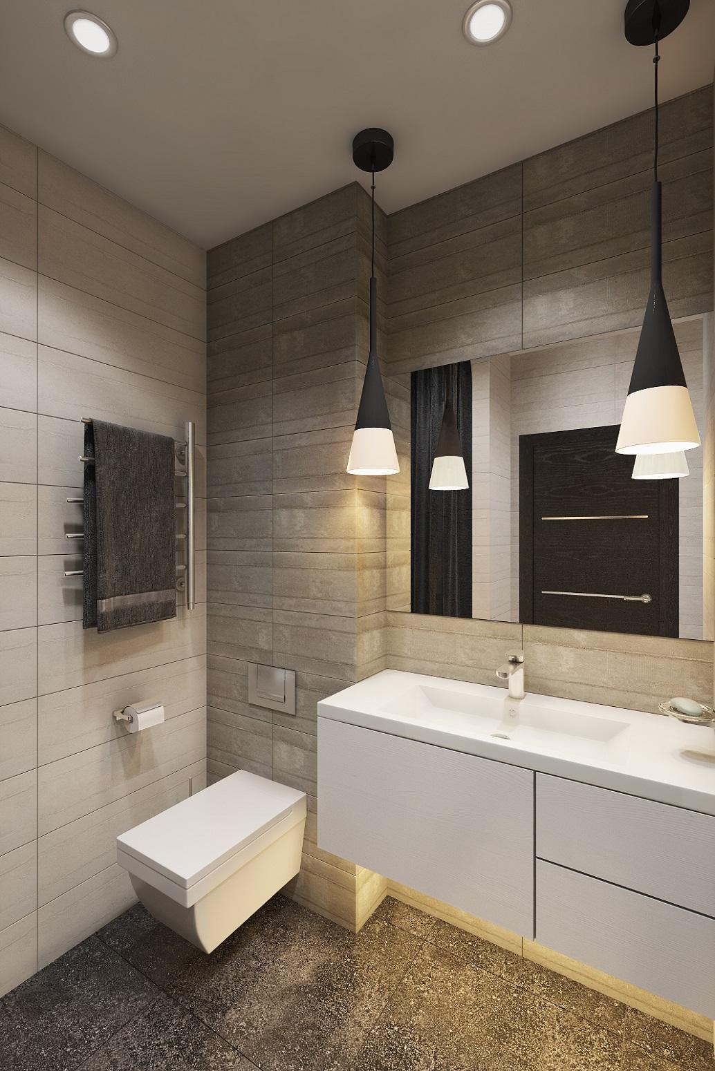 Дизайн ванной в Хабаровске
