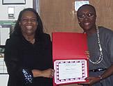 Adults present certificate