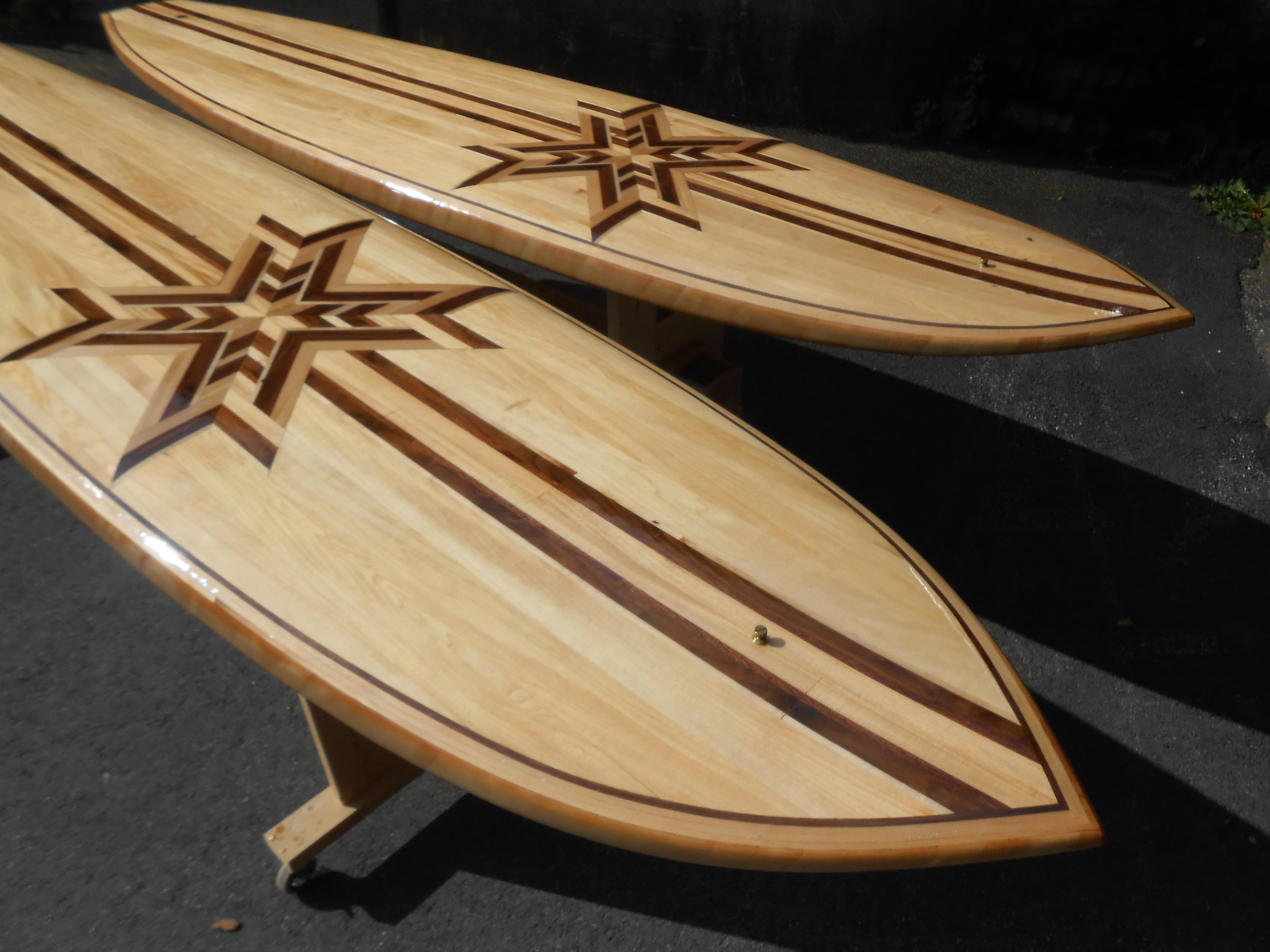 10' and 12' Chomsky paddleboards 005