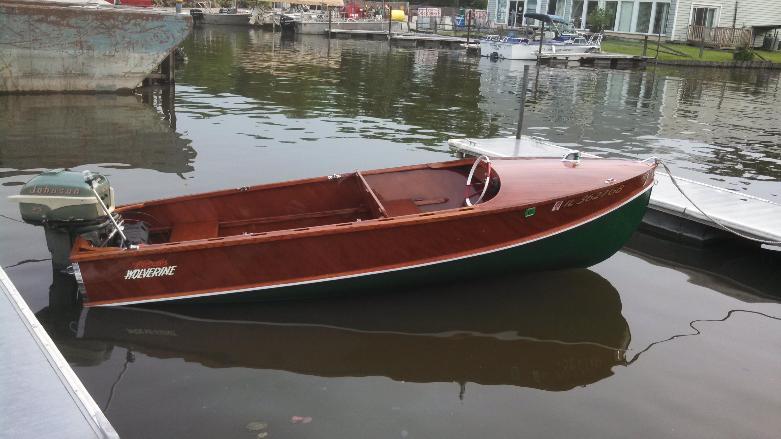 1950 Wagemaker 12