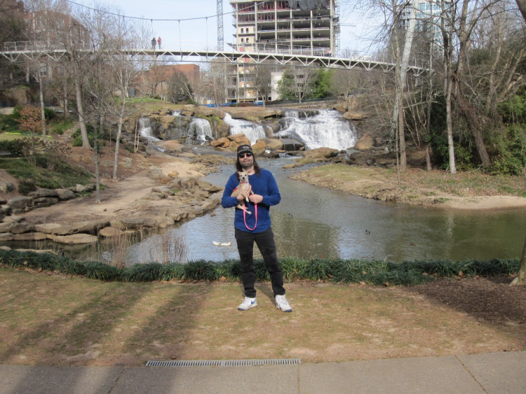 Falls On The Reedy Greenville SC