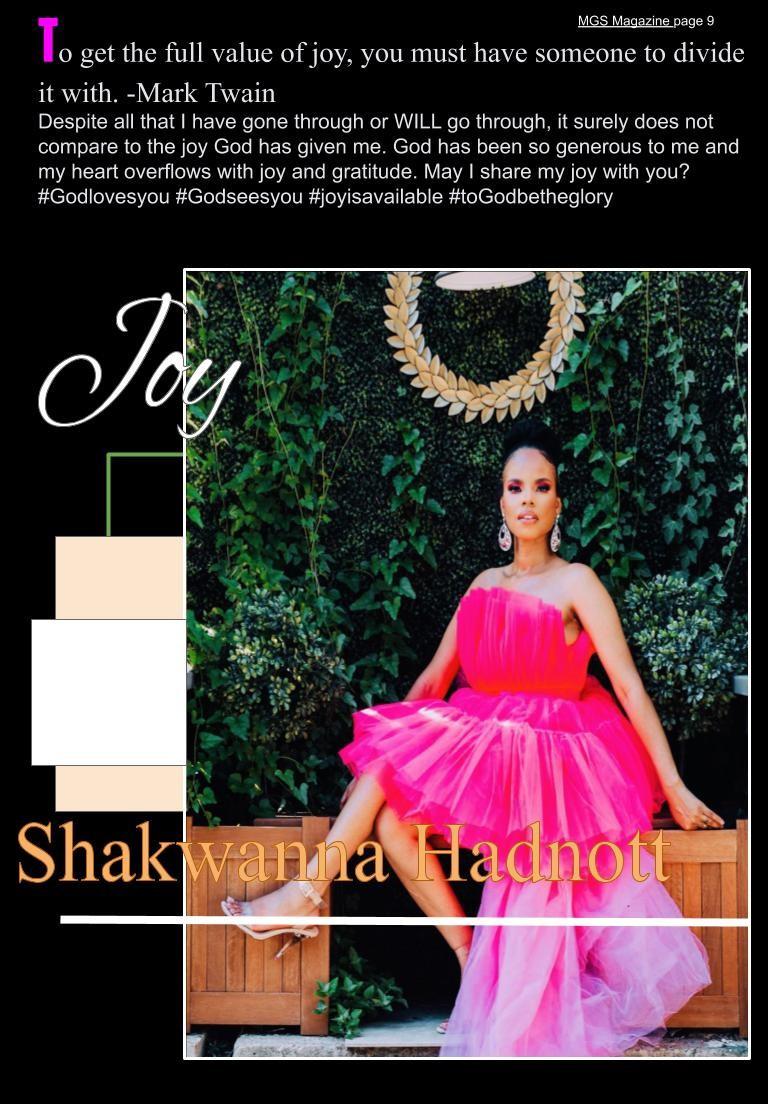 My Gospel Soul Magazine 1 (2)