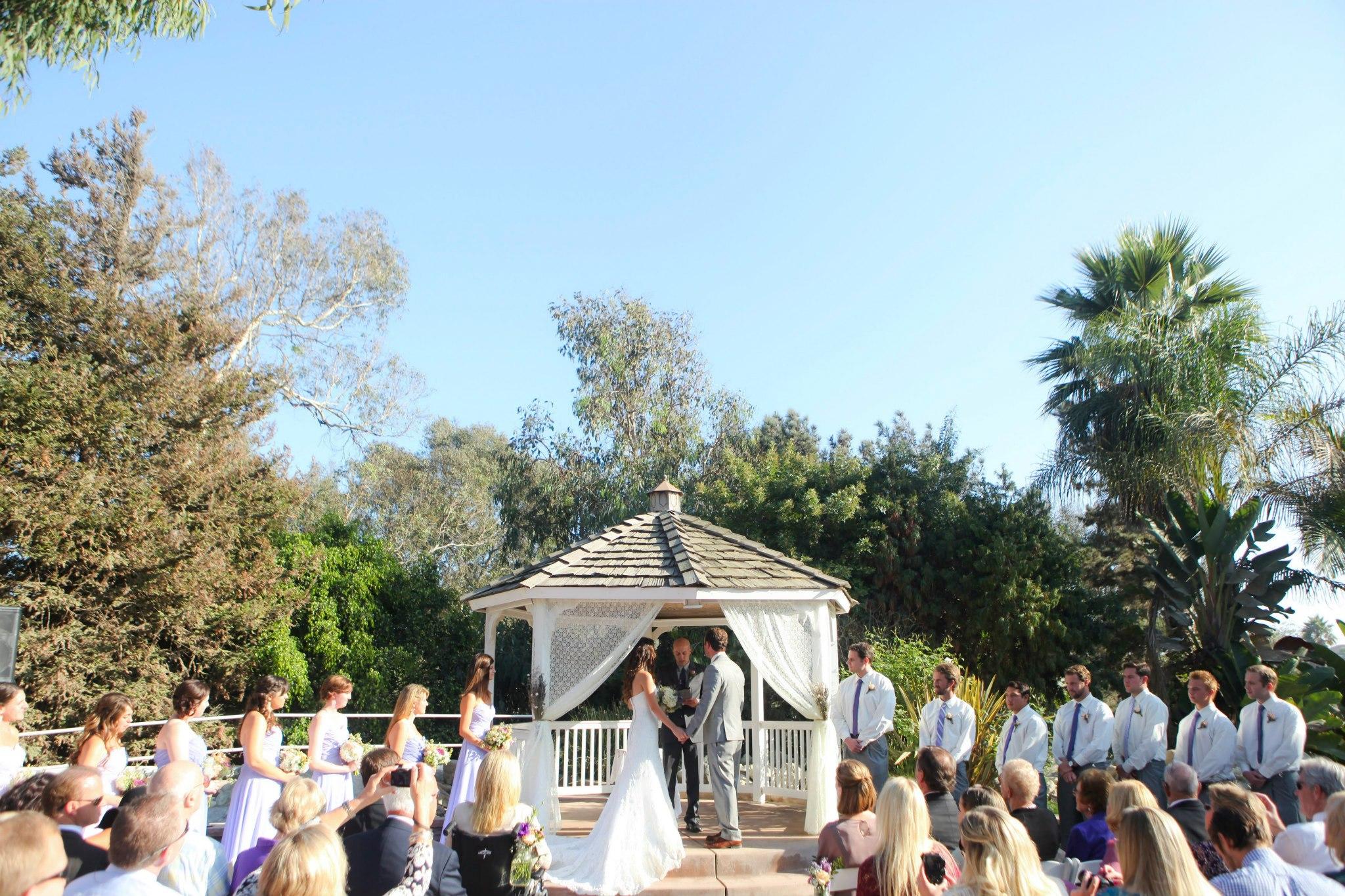Red Horse Barn, Huntington Beach Wedding