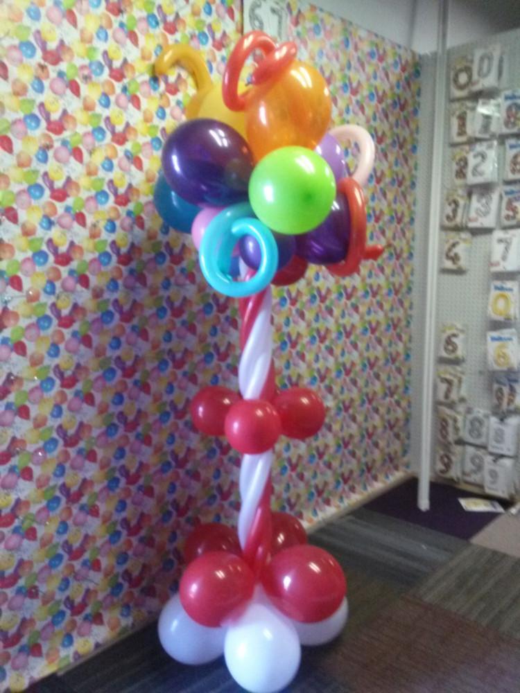 Tarpon Springs, Dunedin, Seminole, Balloon