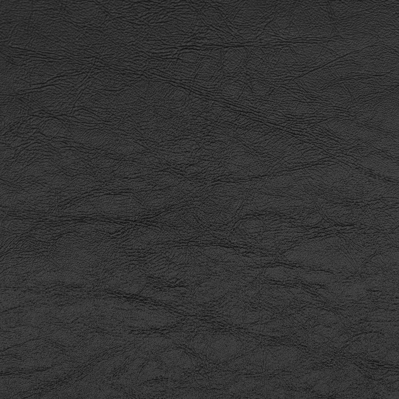 Black Leatherl-like Vinyl