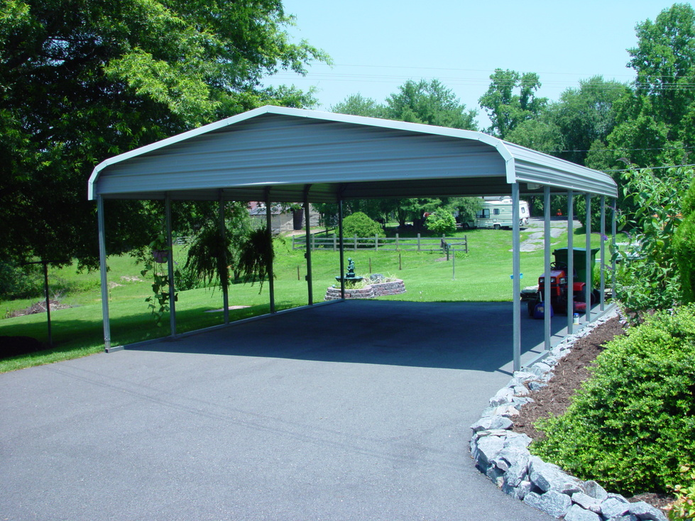 2 Car Carports North Carolina NC