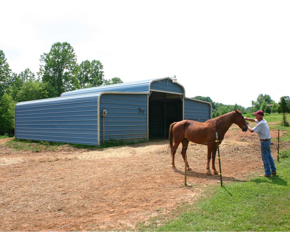 Animal Barns