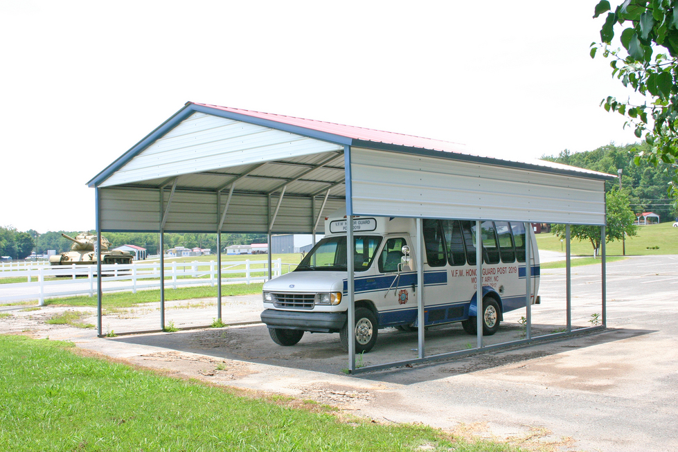 Metal Carports North Carolina NC