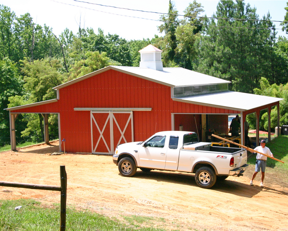 Metal Steel Barns