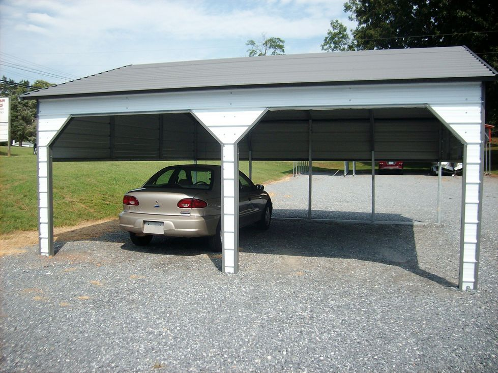 Side Entry Carports North Carolina NC