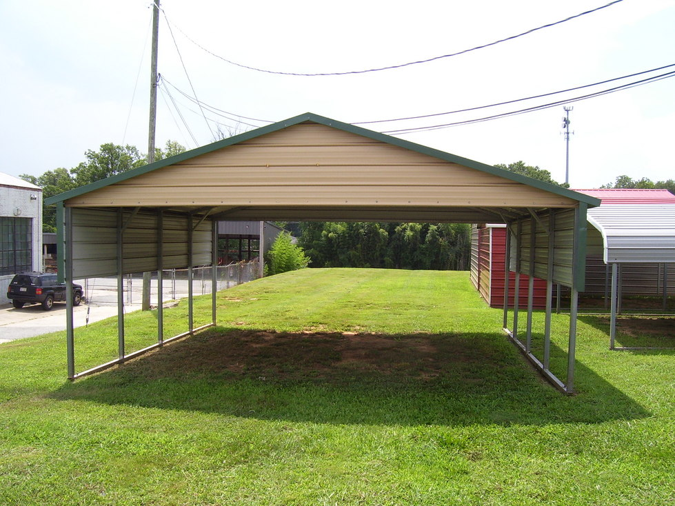 Steel Carports Ohio OH