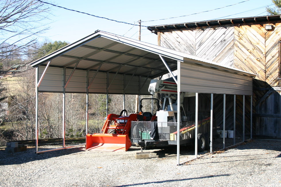 Steel Carports for Sale Tennessee TN