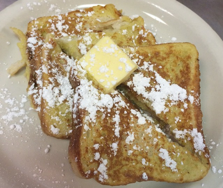 J's Cafe Soul Food Breakfast French Toast