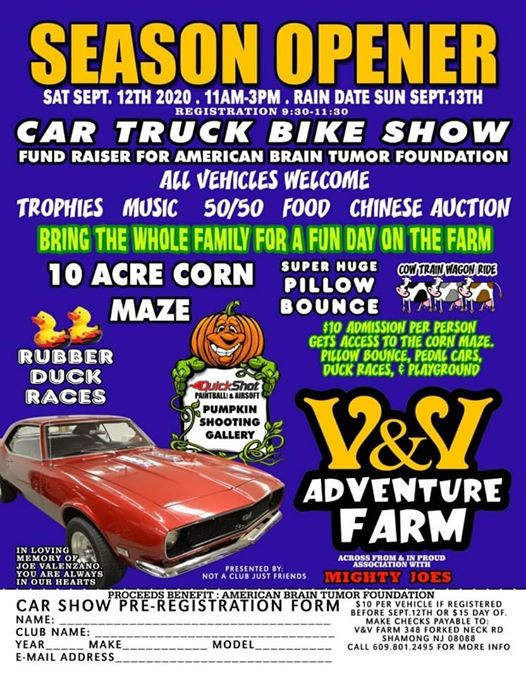 Sept 12 Adventure Farm