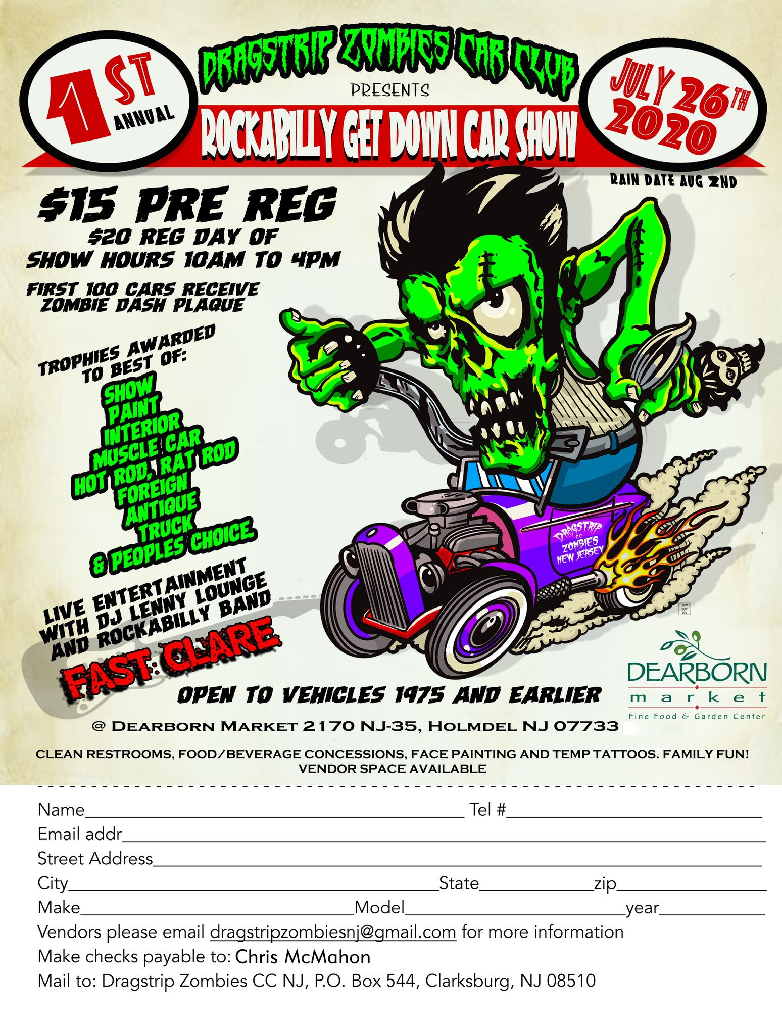 July 26 dragstrip_zombies