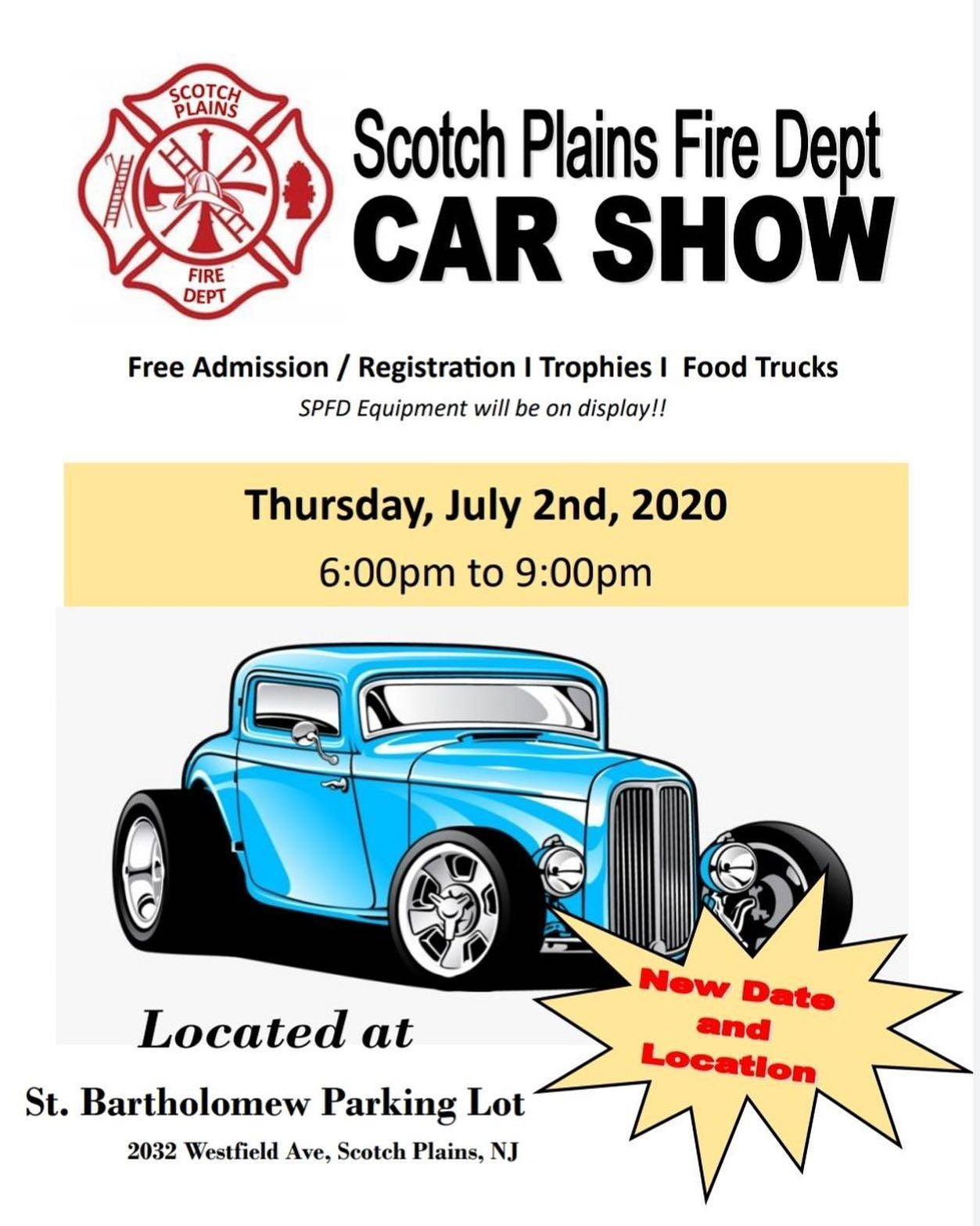 July 2 Scotch Plains FD