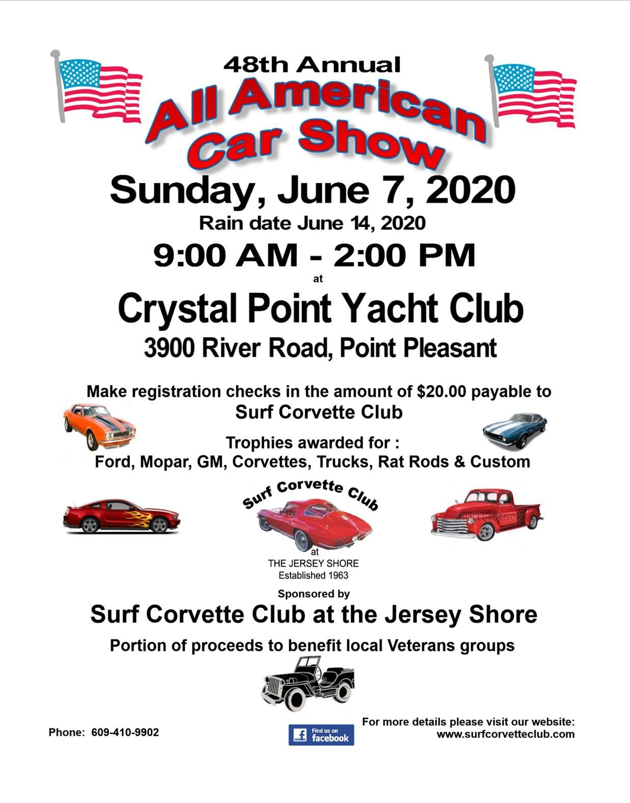 June 7 Crystal Point