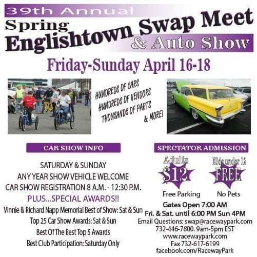 Englishtown Spring 1