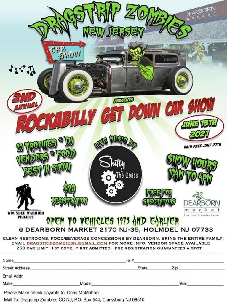 June 13 Rockabilly Get Down