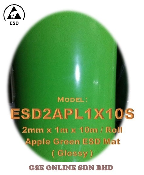 apple green anti static mat malaysia